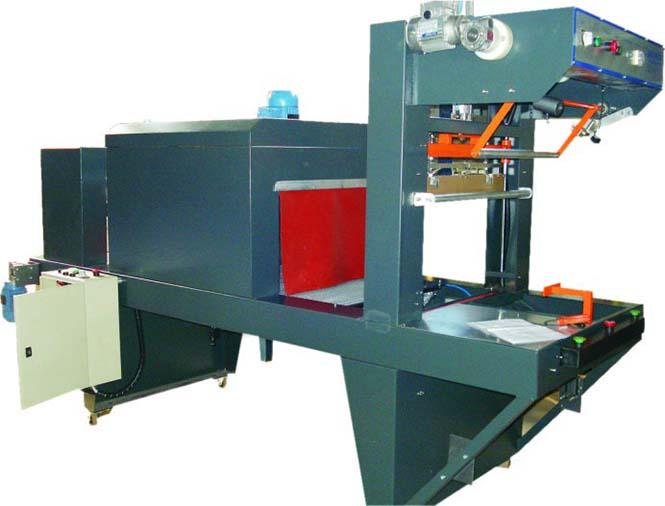 Embaladora Bundling Conjugada Semiautomática