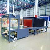 Seladora Bundling Automática com Esteira