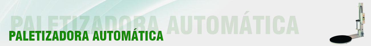 Paletizadora Automática